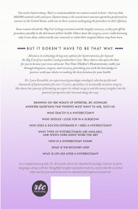 Excerpts Back Cover